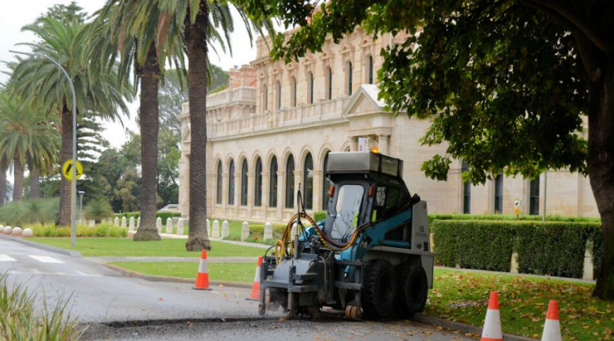 Asphalt Services in Perth